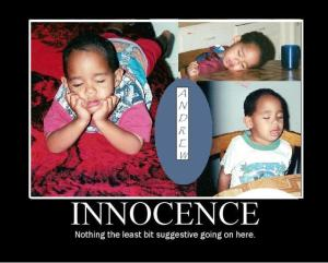Truly theAge of Innocence