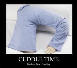 Cuddle me cutie~