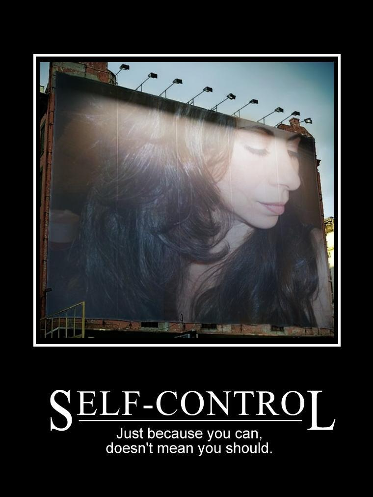 250 word essay on self control