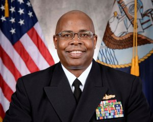 Rear Admiral Eric Young